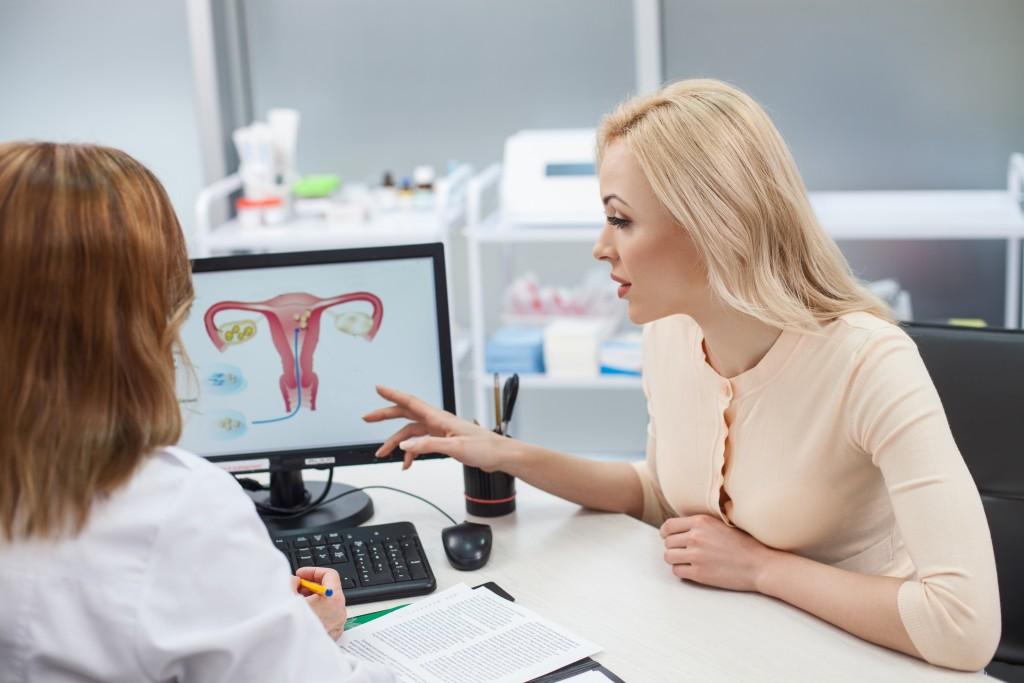 Ginekologa-konsultacija